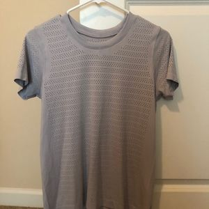 Lululemon Breeze by short sleeve squad